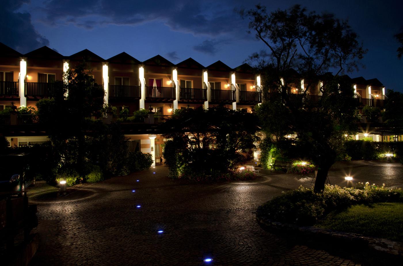 Ingresso Iseolago Hotel