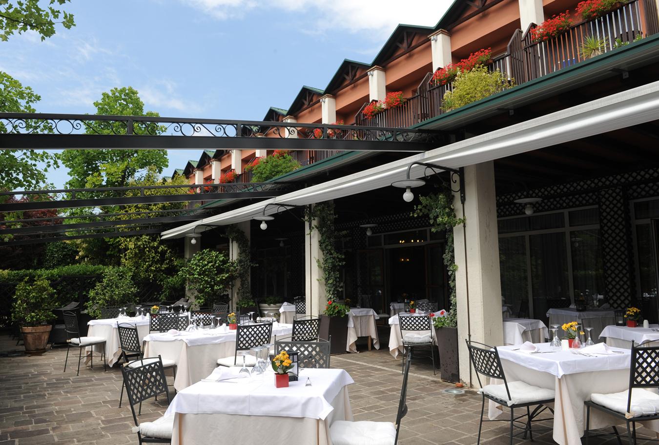 Terrazza ristorante L'Alzavola